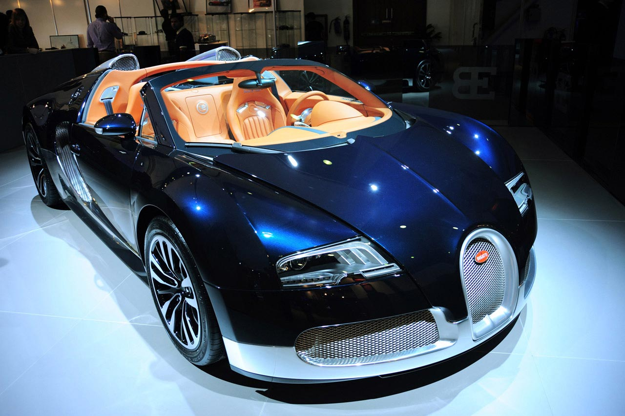 bugatti veyron most expensive cars in the world