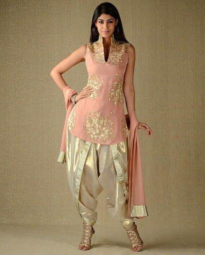 trendy salwar design