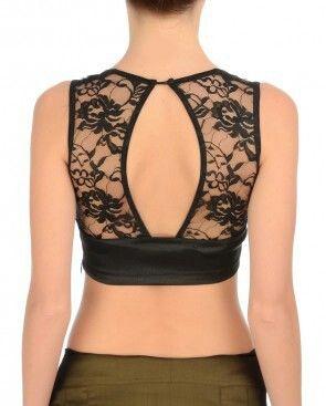 net blouse designs patterns