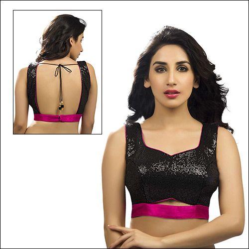 blouse neck design 2017