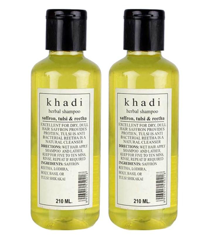 herbal shampoo brand in India