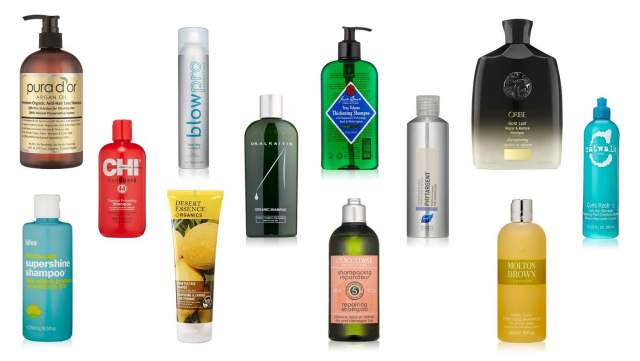 best shampoo brands