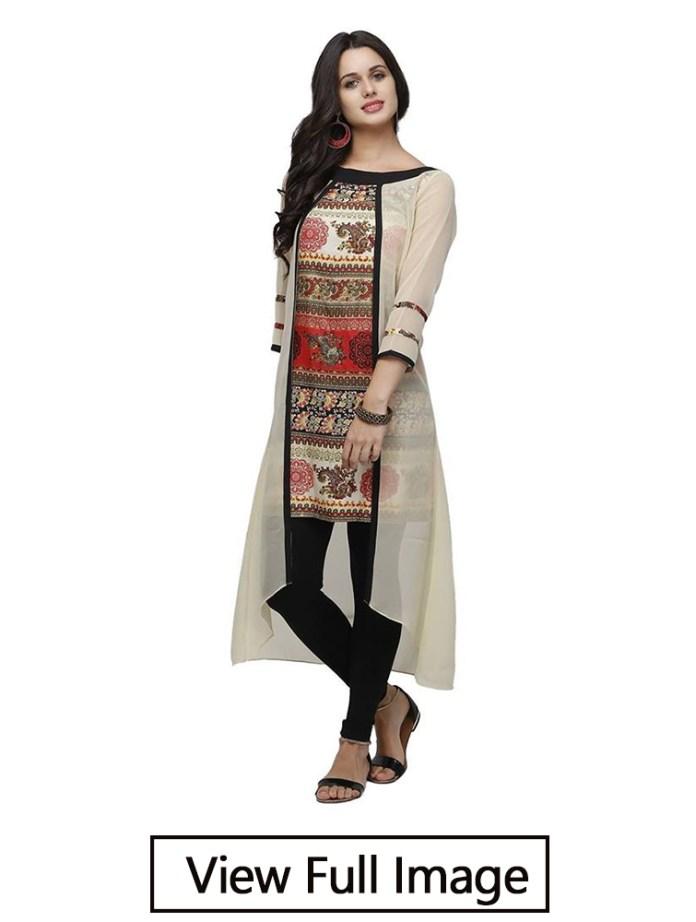 latest trendy churidar neck design