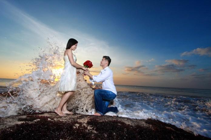 budget pre wedding shoot