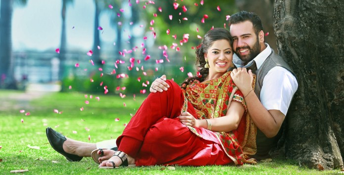 Punjabi Pre Wedding Couple Photography