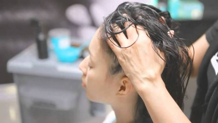 hair spa at home
