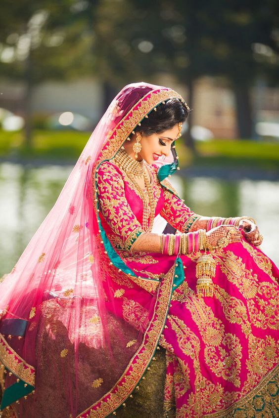 Most Beautiful Dulhan Lehenga