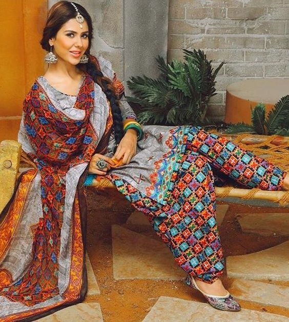 pakistani salwar kameez designs pictures