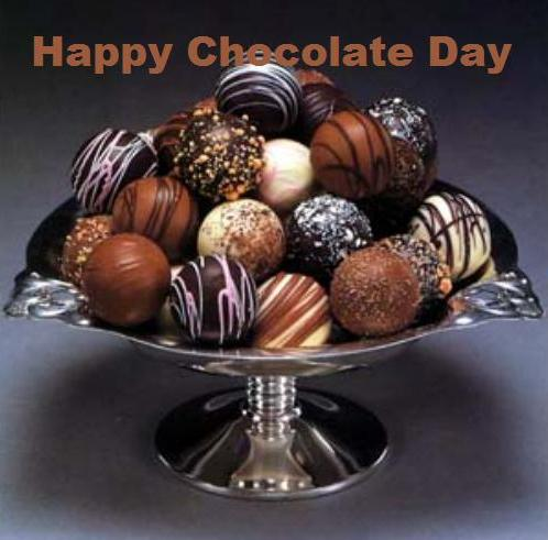 Happy Chocolate Day HD Wallpapers Free Images Pictures