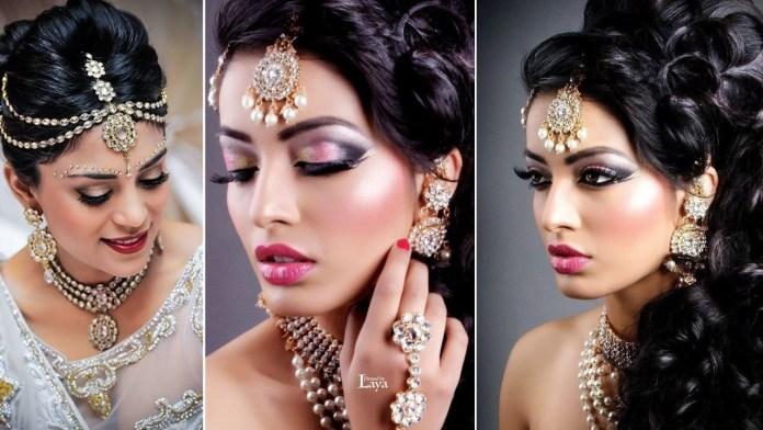 wedding bridal hairstyle