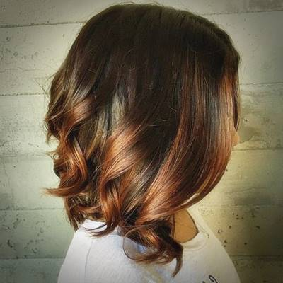 40 Most Stunning Highlights For Dark Brown Hair Trends