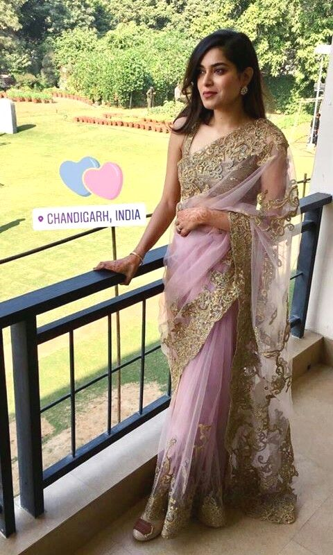 reception sarees for indian weddings