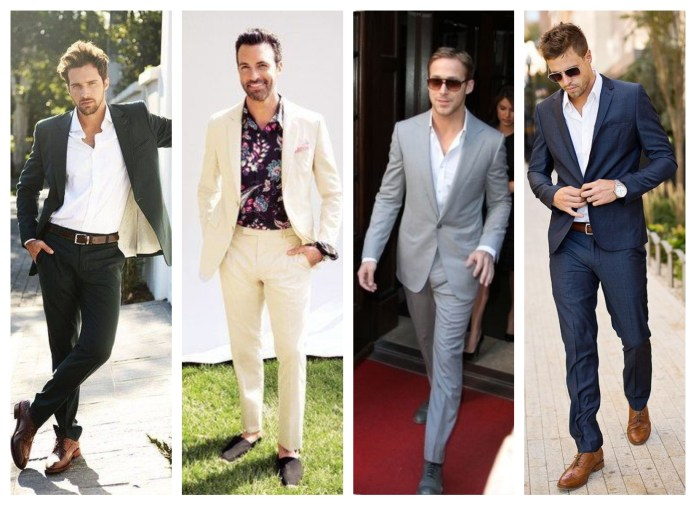 Casual Suits For Groom