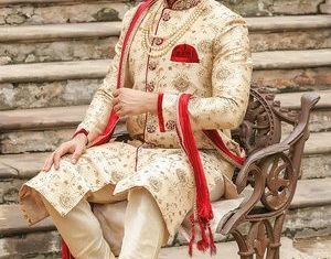 Best Wedding Sherwani For Groom