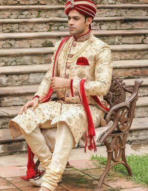 Best Wedding Sherwani For Groom