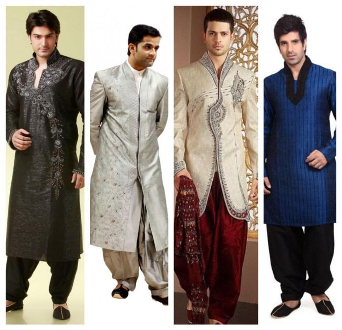 Wedding Pathani Style Sherwani