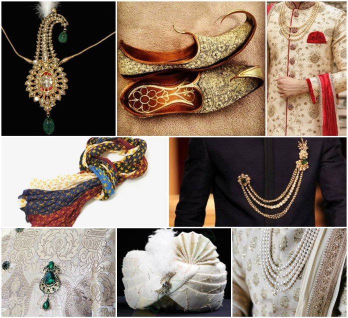 Accesssories For Indo Western