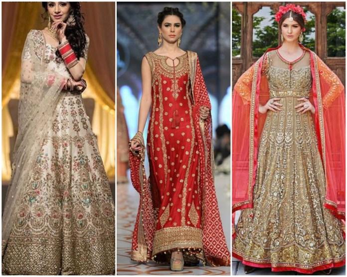Anarkali For Brides