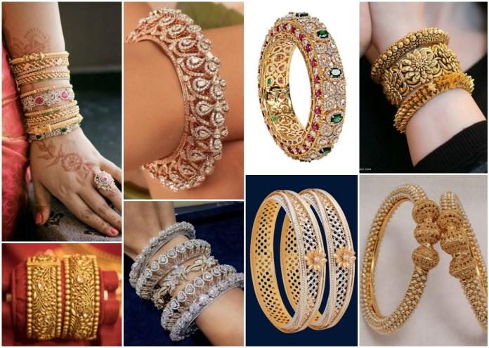 Bridal Gold Kangan