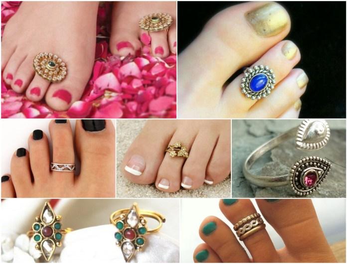 Bridal Toe Ring