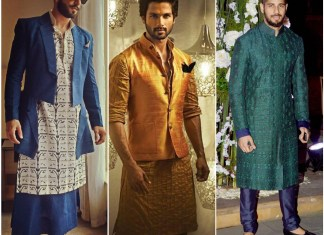 Indo Western Sherwani For Men