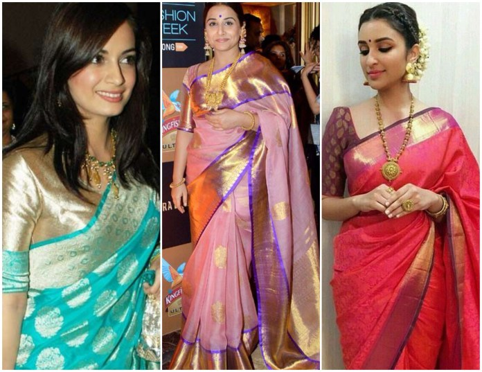 Kanchipuram Silk Saree Online