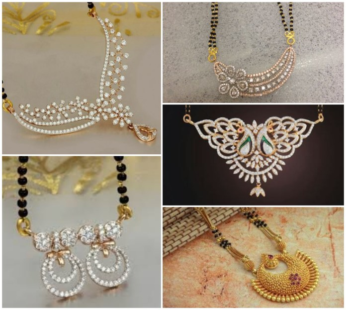 Latest Mangalsutra Designs
