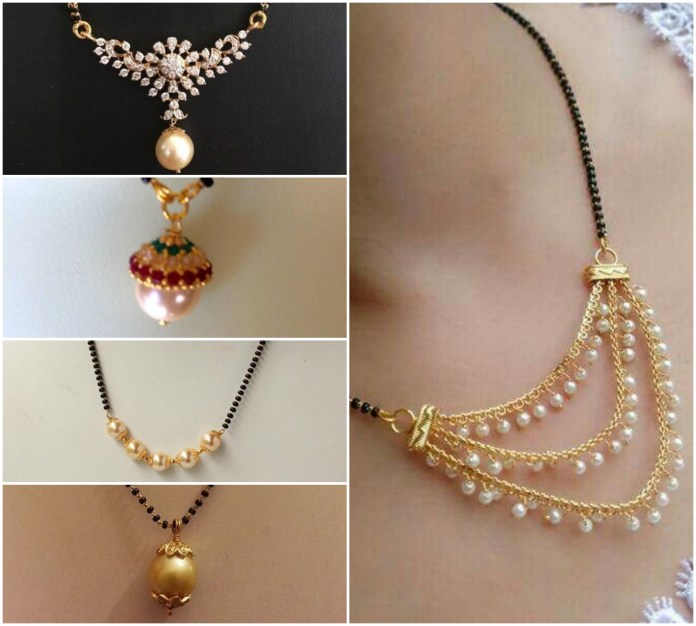 Latest Stunning Mangalsutra Designs For Woman/ Pearl Mangalsutra