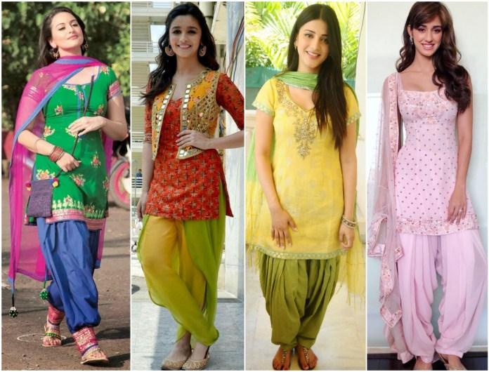 Salwar Suit Designes
