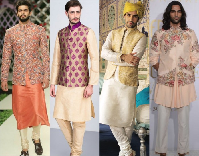 Kurta Pajama With Traditional Nehru Jacket