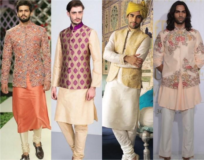 Kurta Pajama With Traditional Nehru Jacket