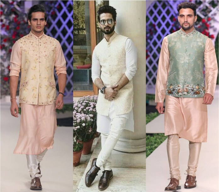 Kurta  Pajama with Designer Jacket