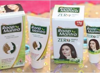 Roop Mantra Zero Pimple Oil - Medicinal Gel And Ayurvedic Medicinal Cream - Review