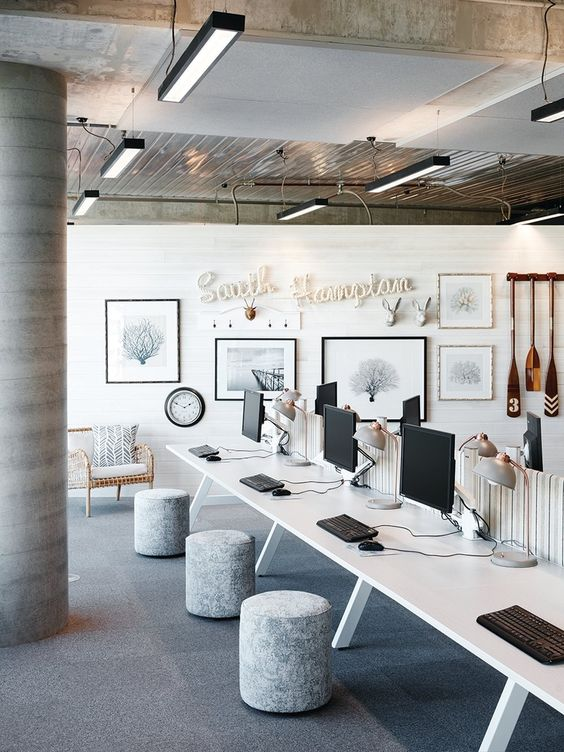 Cool Start-Up office Designs