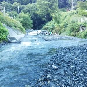 小菅村 多摩源流川