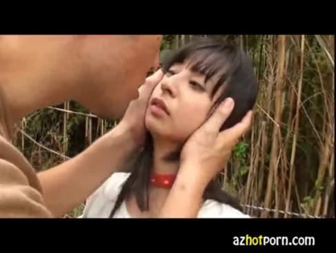 ハーフの美女とセックスする白人美少女セツク動画