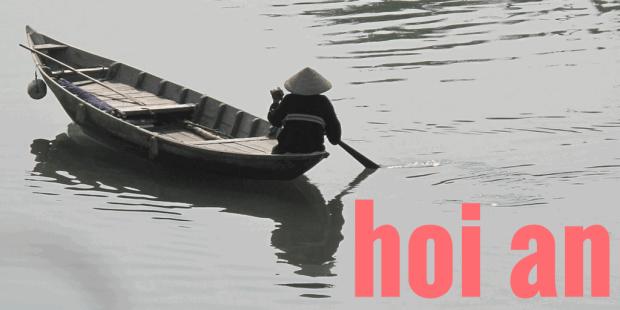 Vietnamese boat