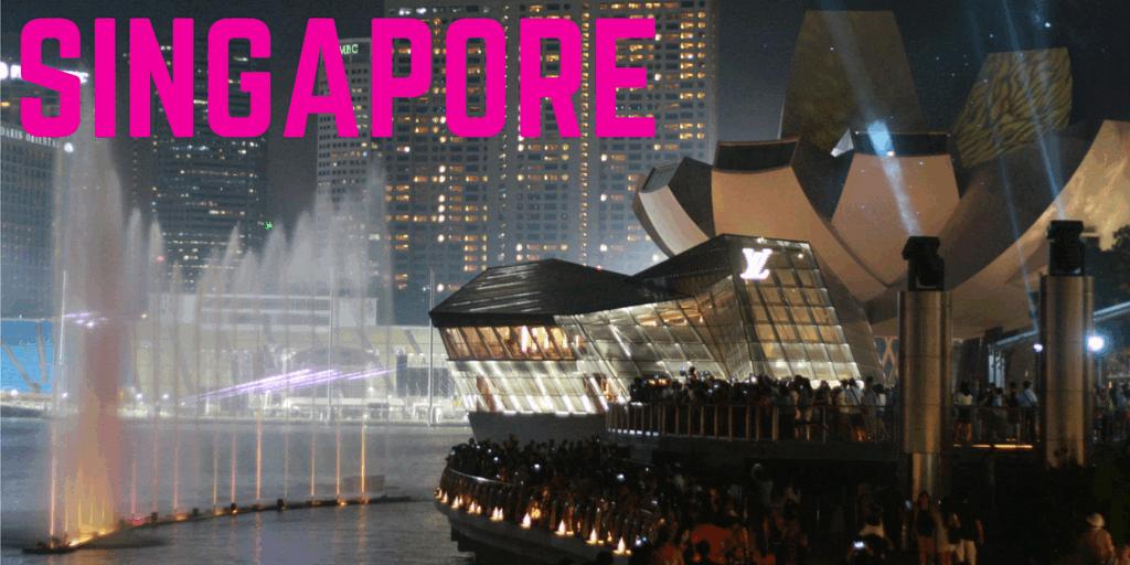 Boring Singapore