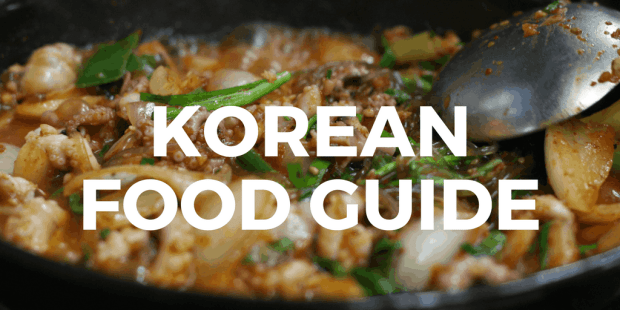 10 Korean foods you have to try