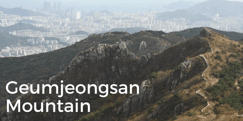 Geumjeongsan Mountain