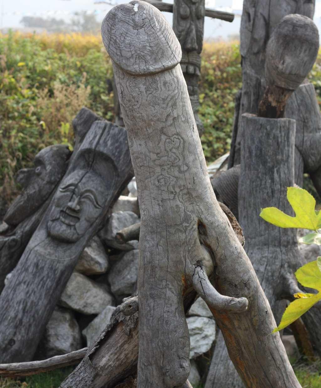 Korean fertility totems