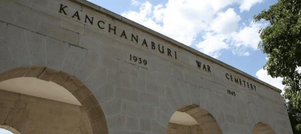 Kanchanaburi War Cemetery