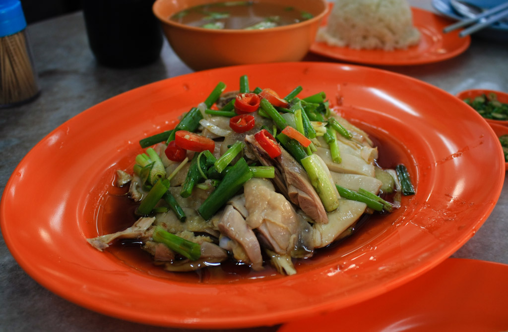 Ipoh chicken rice