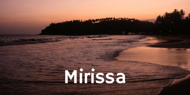 Mirissa