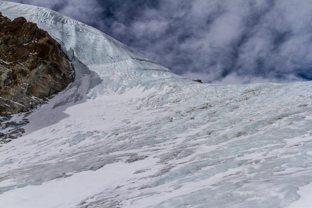 The Cho La Glacier