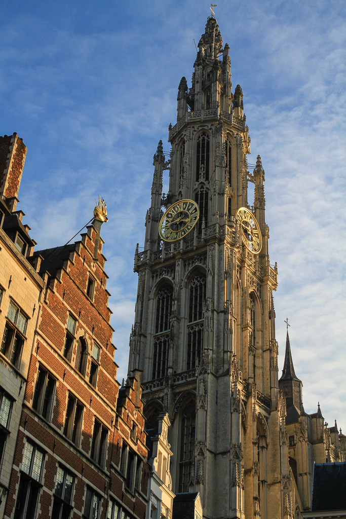 Antwerp's cathedral