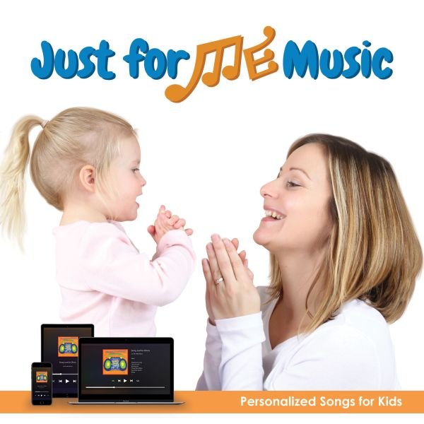 Personalized Kids' Music - Just for Me