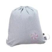 Sling Bag - Grey Gingham