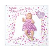 Baby Milestone Blanket - Brave Wings