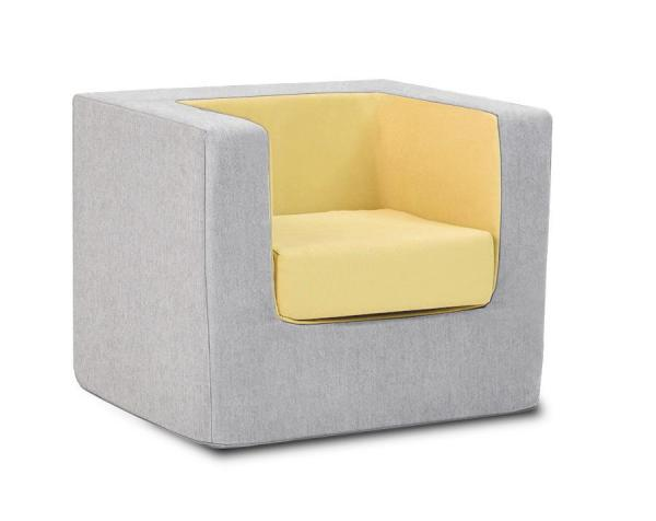 Monte Cubino Chair - Ash Yellow